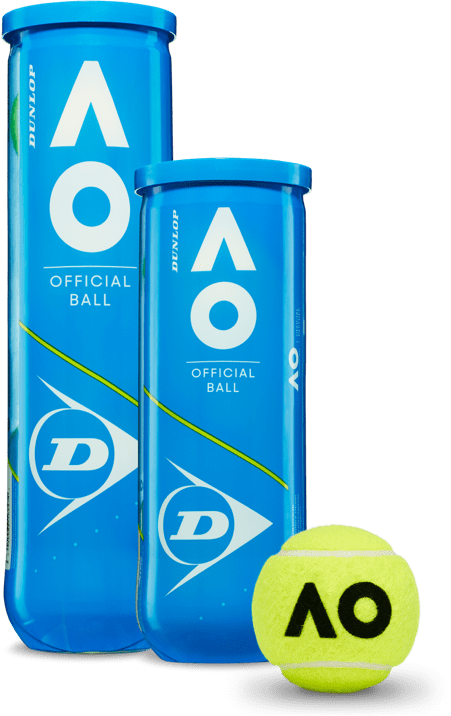 Dunlop Official Ball Of The Australian Open