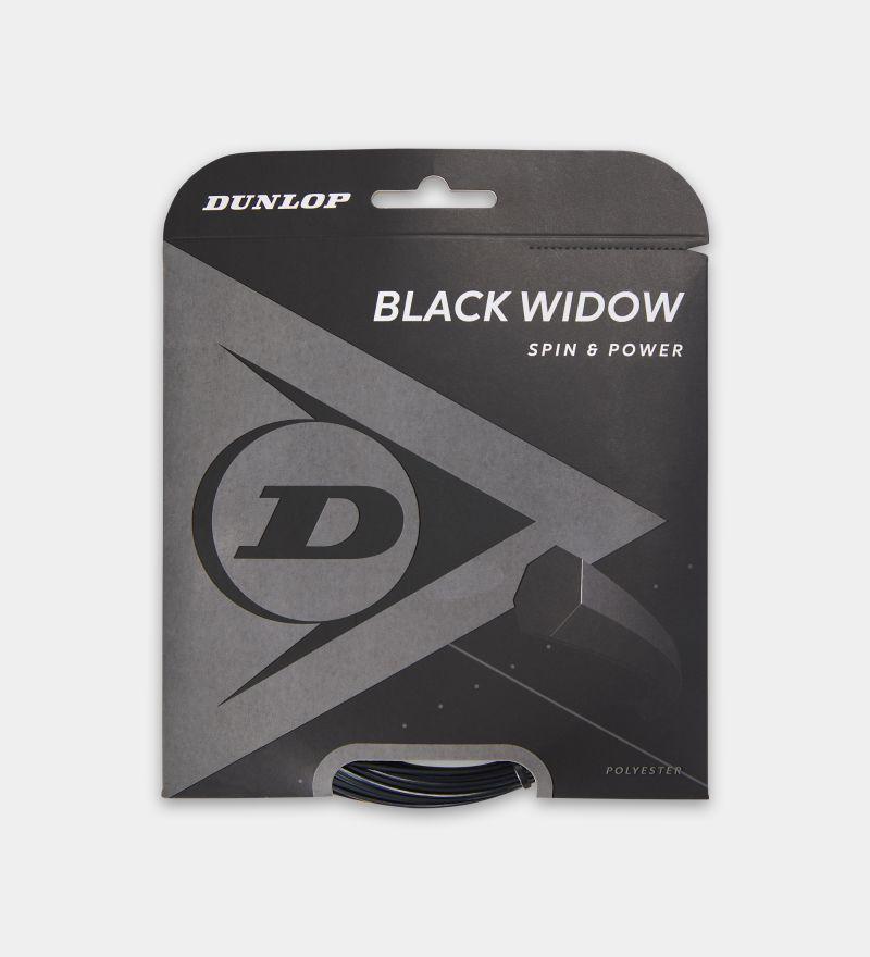 Black Widow Tennis String 17G 200M Reel