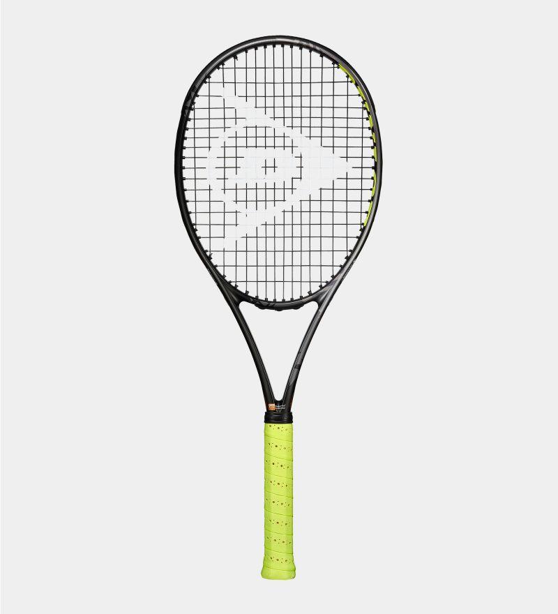 Dunlop D TF NT R3.0  Tennisschläger Racket unbesaitet  gelb-schwarz  677186//7
