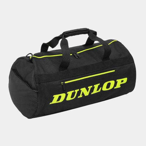 DUNLOP SX Performance Tennis Backpack Black and Yellow