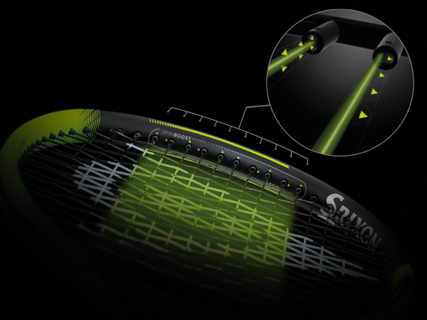 Dunlop Spin Boost Technology