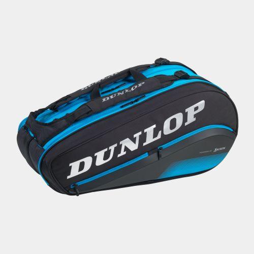 Dunlop Sports PSA Squash Backpack Black//Blue